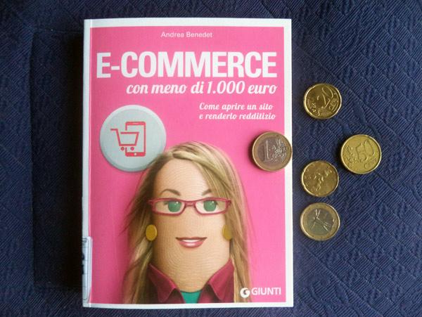 """Copertina de """"E-commerce con meno di 1.000 euro"""""""